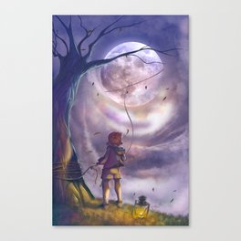 Another dream Canvas Print