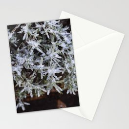 Neve em Londres - 3 Stationery Cards