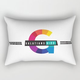 Galatians Rectangular Pillow