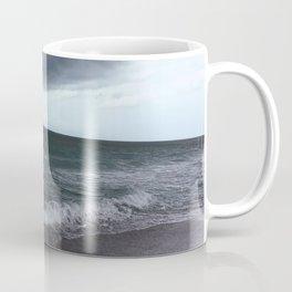 The Edge of the Weather Coffee Mug
