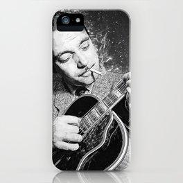 Django Reinhardt iPhone Case