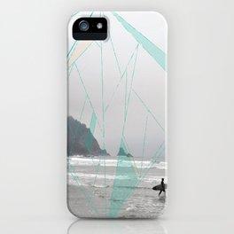 The Oregon Coast iPhone Case