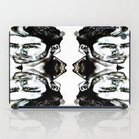 zayn malik iPad Cases featuring Zayn Malik  by Clairenisbet