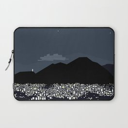 Caracas City at Night by Friztin Laptop Sleeve