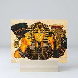 Egyptian Royalty Mini Art Print