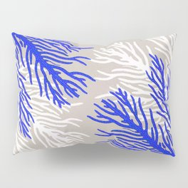 Coral Pattern Pillow Sham