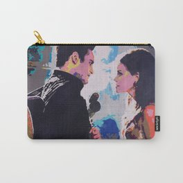 Johnny and June Carry-All Pouch