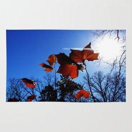 Last Leaves Rug
