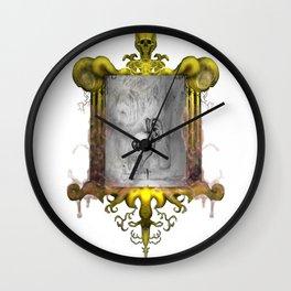 Misperception - no background Wall Clock