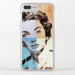 Stacy's Mom Clear iPhone Case