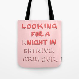 Looking for a night in Tote Bag