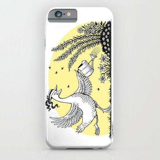 Garden Duck iPhone & iPod Case