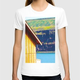Wine Barn Riverside T-shirt