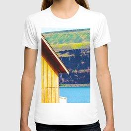 Wine Barn Riverside T-shirt