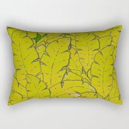In Zaire Rectangular Pillow