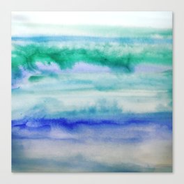I Am Peaceful Canvas Print
