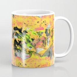 THRASHED! yellow Coffee Mug