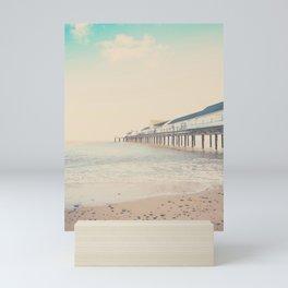 the sea ... Mini Art Print