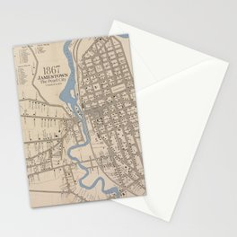 The Pearl City Stationery Cards