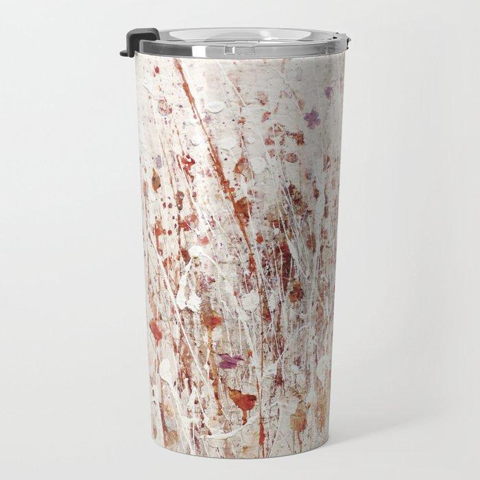 little rose Travel Mug