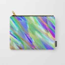 Colorful digital art splashing G401 Carry-All Pouch