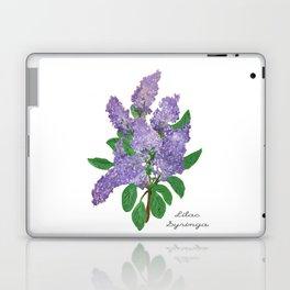 Lilacs: Syringa Laptop & iPad Skin