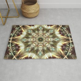 Mandalas from the Heart of Change 10 Rug