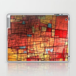COLOR LINES Laptop & iPad Skin