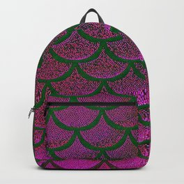Pear Punch Scales Backpack