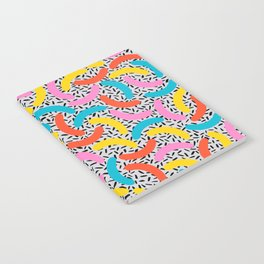 I Love Memphis Patterns Notebook