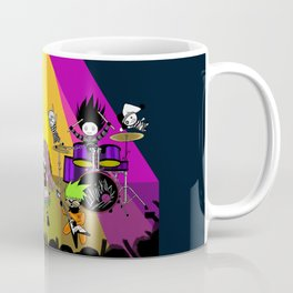 Lilwickidz Rock n Roll Band Coffee Mug
