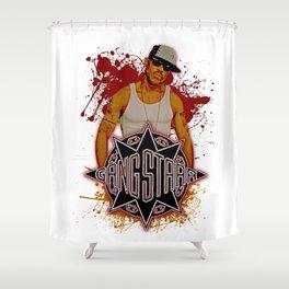 GangStarr Shower Curtain