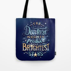 Brightest Stars Tote Bag