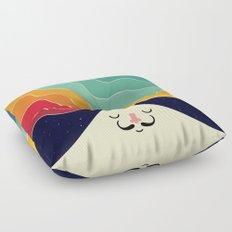 Keep Think Creative Floor Pillow