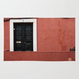 Door No 3 Rug