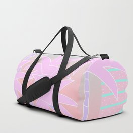 Hello Miami Sunrise Duffle Bag