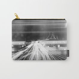 The Night Vibes Electric Carry-All Pouch
