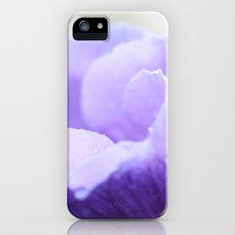 Hollyhock Tree iPhone Case