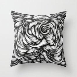 Headache_3 Throw Pillow