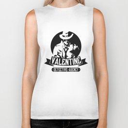 Valentine Detective Agency Biker Tank