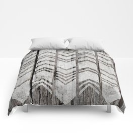 Chevrons Comforters