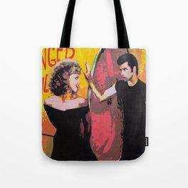 Danny and Sandy Tote Bag