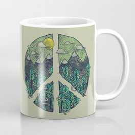 Peaceful Landscape Coffee Mug