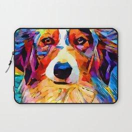Australian Shepherd Laptop Sleeve