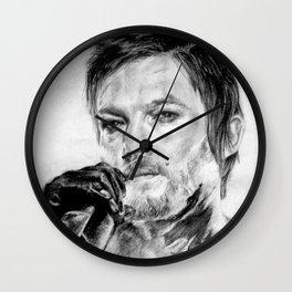 Arsty-ception Wall Clock