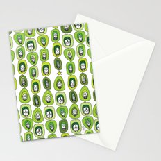 Owls In The Trees Stationery Cards