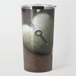Elemental Hearts Travel Mug