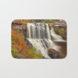 Blackwater Autumn Falls Bath Mat