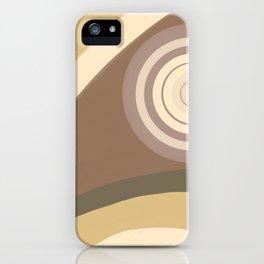 City Park - Hypnotized Bird iPhone Case