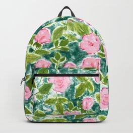 Roses in Bloom Backpack